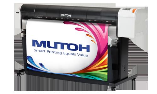"""Mutoh 42"""" RJ-900X Dye-Sublimation Printer"""