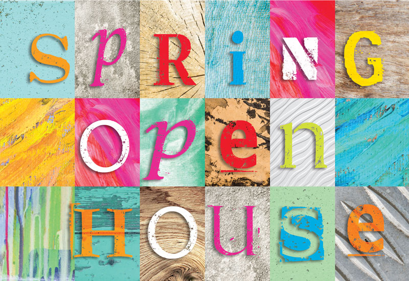 QDS Open House - April 10th & 11th, 2017